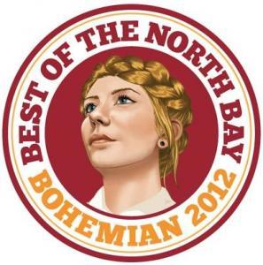 North Bay Bohemian Best of 2013 Readers Poll North Bay Bohemian Best of 2013 Readers Poll Bohemian logo 297x300