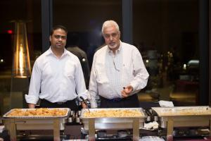 Lotus Cuisine of India at SR Chamber