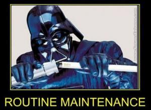routine maintenance  SCHEDULED WEBSITE MAINTENANCE routine maintenance