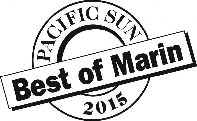 Pacific Sun Best of Marin 2015