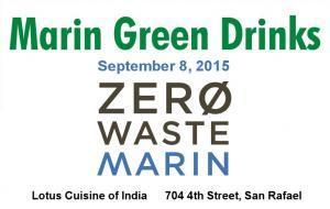 Marin Green Drink:, Zero Waste Marin