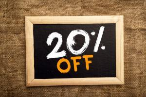 20% OFF Coupon at Lotus  SPECIAL LOTUS DISCOUNT COUPON IN YOUR MAILBOX 20 percent off sale