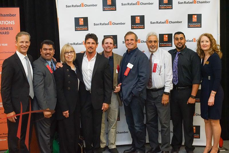 Lotus won Joe Gambarino Green Business of the Year