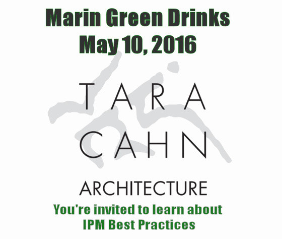 Marin Green Drinks May 10th