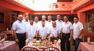 Lotus Staff Meet Deep Green Champion Lotus Cuisine of India Lotus Staff 300x165