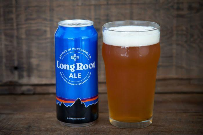 Patagonia Long Root Ale organic drinks Lotus Cuisine of India Organic Drinks unnamed 1