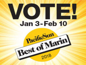 Pacific Sun Best of Marin 2018 best of marin Best of Marin 2018 Readers' Poll of Pacific Sun Is On PacSun 2018 300x225