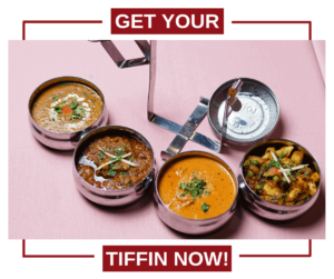 Get Your Tiffin Lunchbox Now!