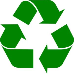 Recycle and reuse - November Marin Green Drinks