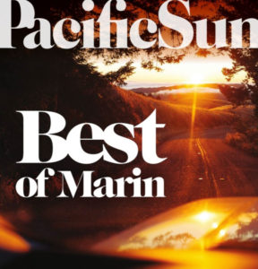 Pacific Sun Best Of Marin 2020 - Best Indian Restaurant