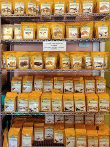 New Lotus Market Grocery Launch - Gluten Free Flour