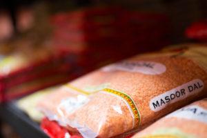 New Lotus Market Grocery Launch - Masoor Dal