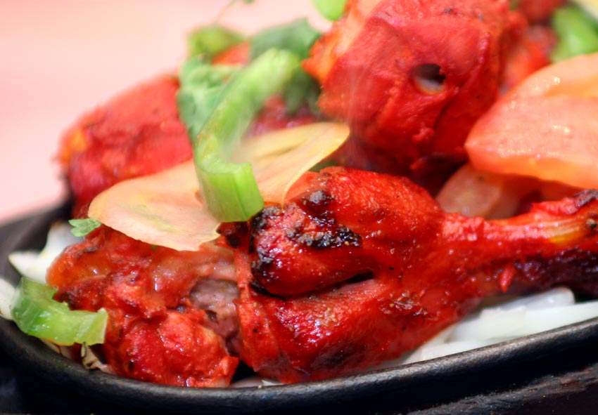 Lotus Revised Menu - Chicken Tandoori
