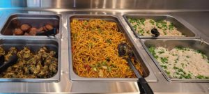 All-You-Can-Eat Lunch Buffet at Lotus Cuisine of India - Appetizer Buffet Dishes